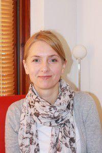 Psychotherapist Agata Canning